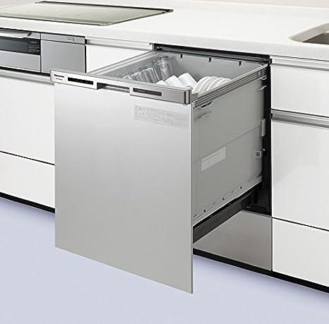 Amazon | パナソニック(Panasonic) フルオープン食器洗い乾燥機(Dバイオ) NP-45MC6T | パナソニック(Panasonic)  | ビルトイン食器洗い乾燥機 通販