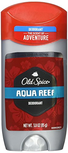 Old Spice Red Zone Deodorant, Aqua Reef - 3 oz - 2 pk Aqua Deodorant