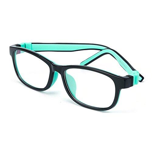 Fantia Children Silicone Eyeglasses Kids Myopia Glasses KIds Gifts Age 3-12 - Prescription Glasses China