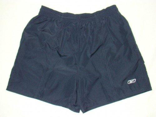 Reebok Description Woven Short de sport Bleu foncé