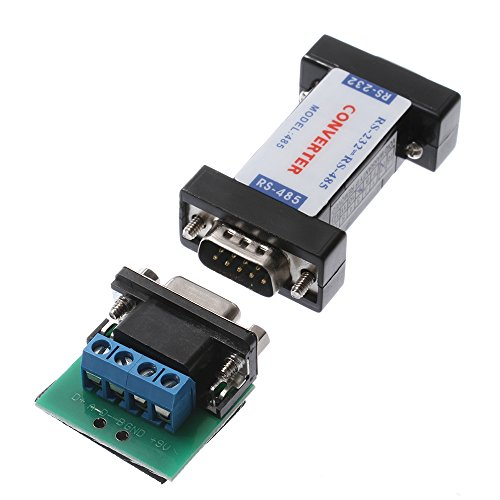 Wen&Cheng Serial RS232 RS-232C EIA/TIA to RS485 Interface Converter DB9 Data Communication ()