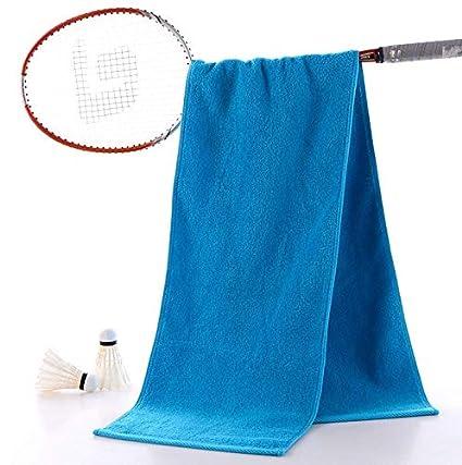 Amazon.com : Allequal 1PC 100% Cotton Solid Face Towels ...