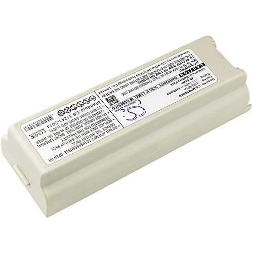 Cameron Sino Replacement Battery for MINDRAY Echographe M5, Echographe M5T, Echographe M7, Echographe M9, M5, M5T, M7, M9 (4400mAh)