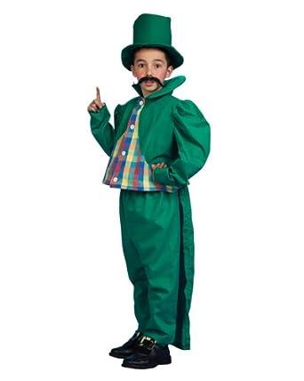 Munchkin Mayor Child  sc 1 st  Amazon.com & Amazon.com: wizard of oz - munchkin mayor child costume size 4-6 ...