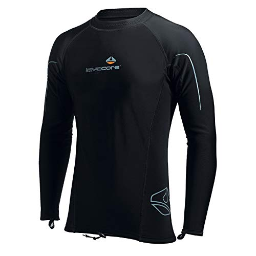 Lavacore Long Sleeve Men's Thermal Shirt - Long Sleeve Thermal Under Garment from Lavacore