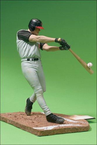 McFarlane Toys MLB Sports Picks Series 3 Action Figure Adam Dunn (Cincinnati Reds) Gray Jersey