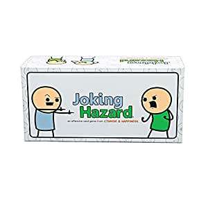 Joking Hazard by Cyanide & Happiness Adult Game