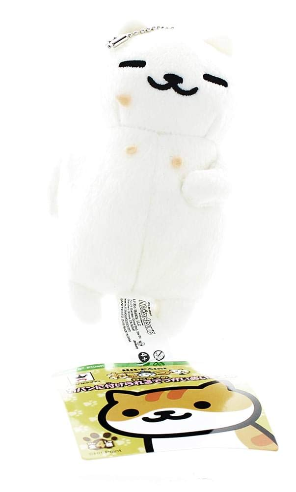 Little Buddy LLC Neko Atsume: Kitty Collector 6'' Plush: Tubbs by Little Buddy LLC