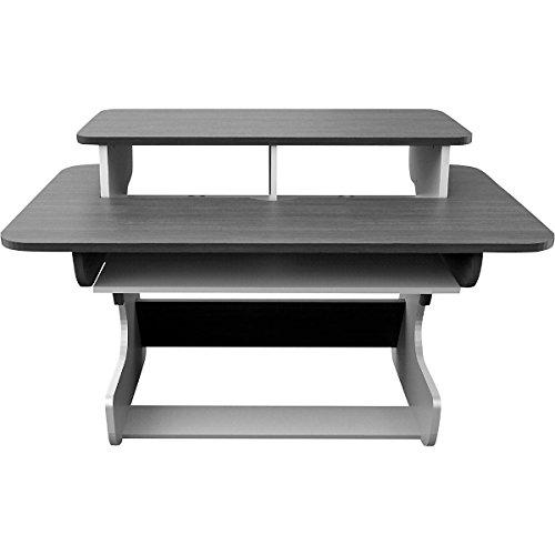 Zaor Miza 61 Studio Desk Titanium/Wenge by Zaor (Image #1)