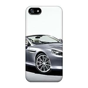 Hot Style EELIYNt766TSEyP Protective Case Cover For Iphone5/5s(aston Martin Virage)