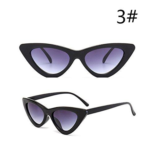 Gafas Uv400 De Pequeñas Negro De Gato De c De Rojo Oculos Ojo Sol Mujeres Espalda Gafas De TIANLIANG04 Gafas Gafas Sol Hembra I Edad De HRRqwP