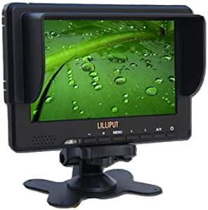 Lilliput LILIPUT7LCD 7-in LCD monitor with HDMI YPbPr interface