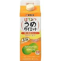 タマノイ酢 はちみつうめダイエット 濃縮タイプ 500ml