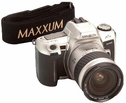 amazon com minolta maxxum xtsi 35mm slr camera kit w 28 80mm lens rh amazon com