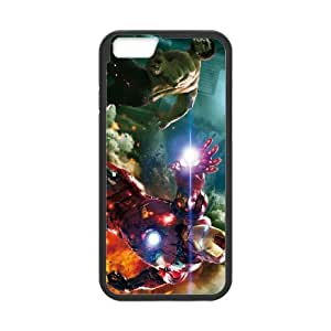 iPhone 6 4.7 Inch Cell Phone Case Black Iron Man M2350695