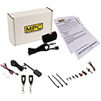 MPC Complete 1-Button Remote Start for 2007-2018 JEEP WRANGLER - Plug and Play for Easy Install