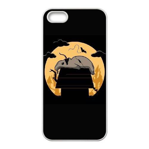 P3M64 The Nightmare Before Christmas G0N4OD coque iPhone 5 5s cellulaire cas de téléphone couvercle coque blanche KK3CJP0YF