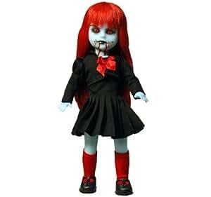 Amazon.com: Mezco Toyz Living Dead Dolls Vampire Series 19 Sabbatha Blood: Toys & Games