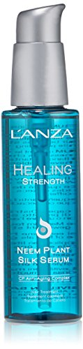 L'ANZA Healing Strength Neem Plant Silk Serum, 3.4 oz.