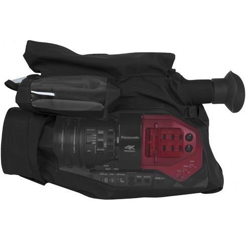 PortaBrace RS-DVX200 Rain Slicker, Panasonic AG-DVX200, Black Rain Cover