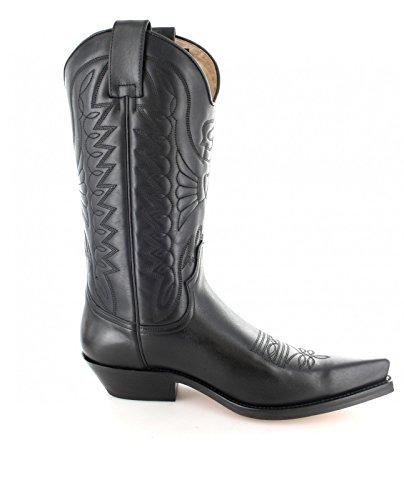 Mayura Boots Westernstiefel 1920 Cowboystiefel (in verschiedenen Farben) Schwarz