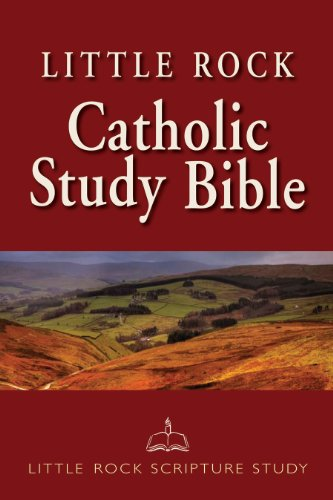 - Little Rock Catholic Study Bible: Hardcover