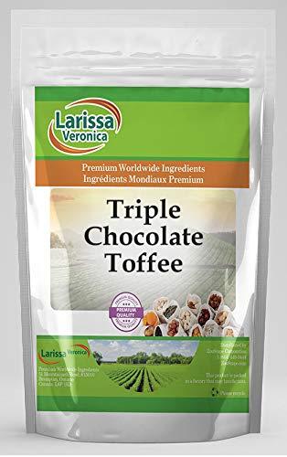 Triple Chocolate Toffee (4 oz, ZIN: 526929) - 2 Pack