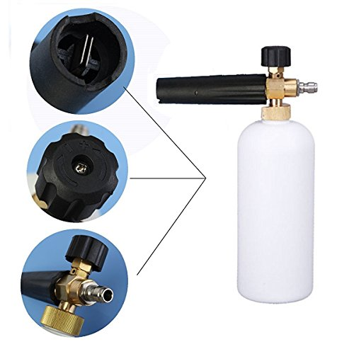 MATCC Adjustable Foam Wash Gun 1L