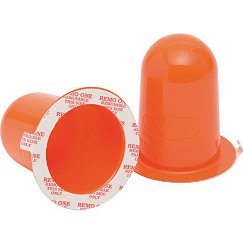 Coverdome Fire Sprinkler Adhesive Ring Cover 100/Pk