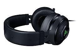 Razer Kraken 7.1 Chroma V2 USB Gaming Headset - 7.1 Surround Sound with Retractable Digital Microphone and Chroma Lighting