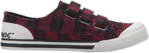 Sneaker Di Moda In Cotone Cotone Jagg Altan Razzo Donna Rossa