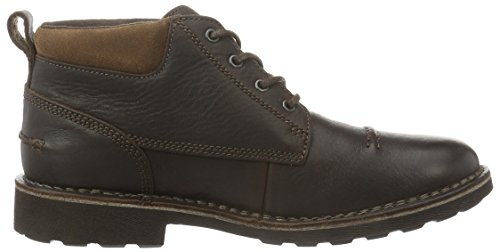 Top Uomo Marrone Lea Stivaletti Clarks Lawes Wlined brown SgqwcP