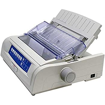 Oki MICROLINE 420 Dot Matrix Printer - 570 cps Mono - 240 x 216 dpi - Parallel, USB - 62418701