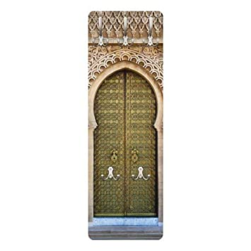 Coatrack /Oriental Gate 139/x 46/x 2/cm Portemanteau Valet Porte-Manteau Porte-Manteau Portemanteau Portemanteau/