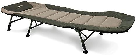 Fox Carp Fishing - NEW Warrior 6 Leg Bedchair by Fox Head: Amazon.es: Deportes y aire libre