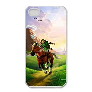 iphone4 4s Phone Cases White The Legend of Zelda FNR734118