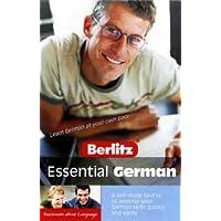 Berlitz Language: Essential German (Berlitz Essential)