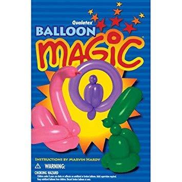 Qualatex Balloon Magic Book By Marvin Hardy