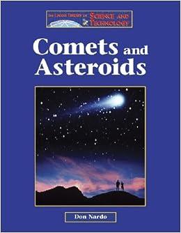 ผลการค้นหารูปภาพสำหรับ Comets and Asteroids don nardo