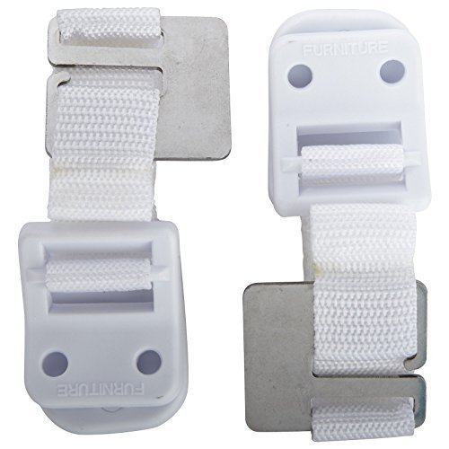 Safety 1st Furniture Wall Straps, 14 Count