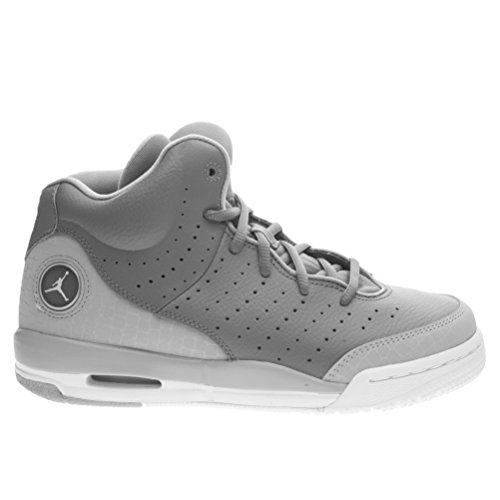 Nike Air Jordan Flight Tradition Basketballschuh Cool Grey / Wolf Grau / weiÃ? 5j