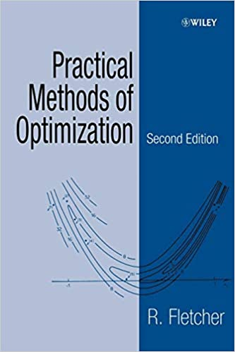 Practical Methods of Optimization: R  Fletcher