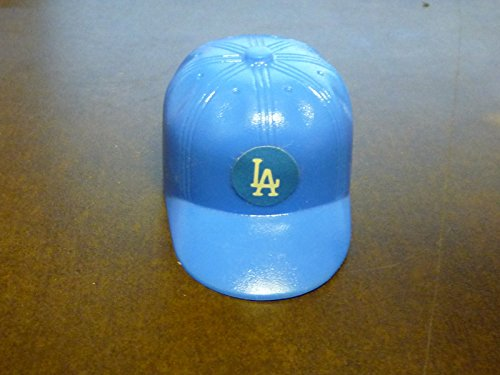 Dodgers Los Angeles Pencil (VINTAGE EARLY 1970'S LOS ANGELES DODGERS MINI HELMET HAT GUMBALL PENCIL SHARPENER MINT)
