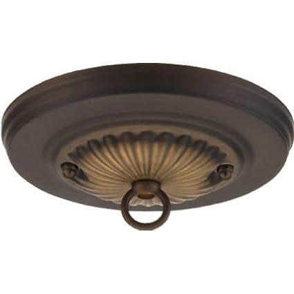 WESTINGHOUSE LIGHTING CORP 70050 Rubbrz Canopy Kit, - Vanity ...