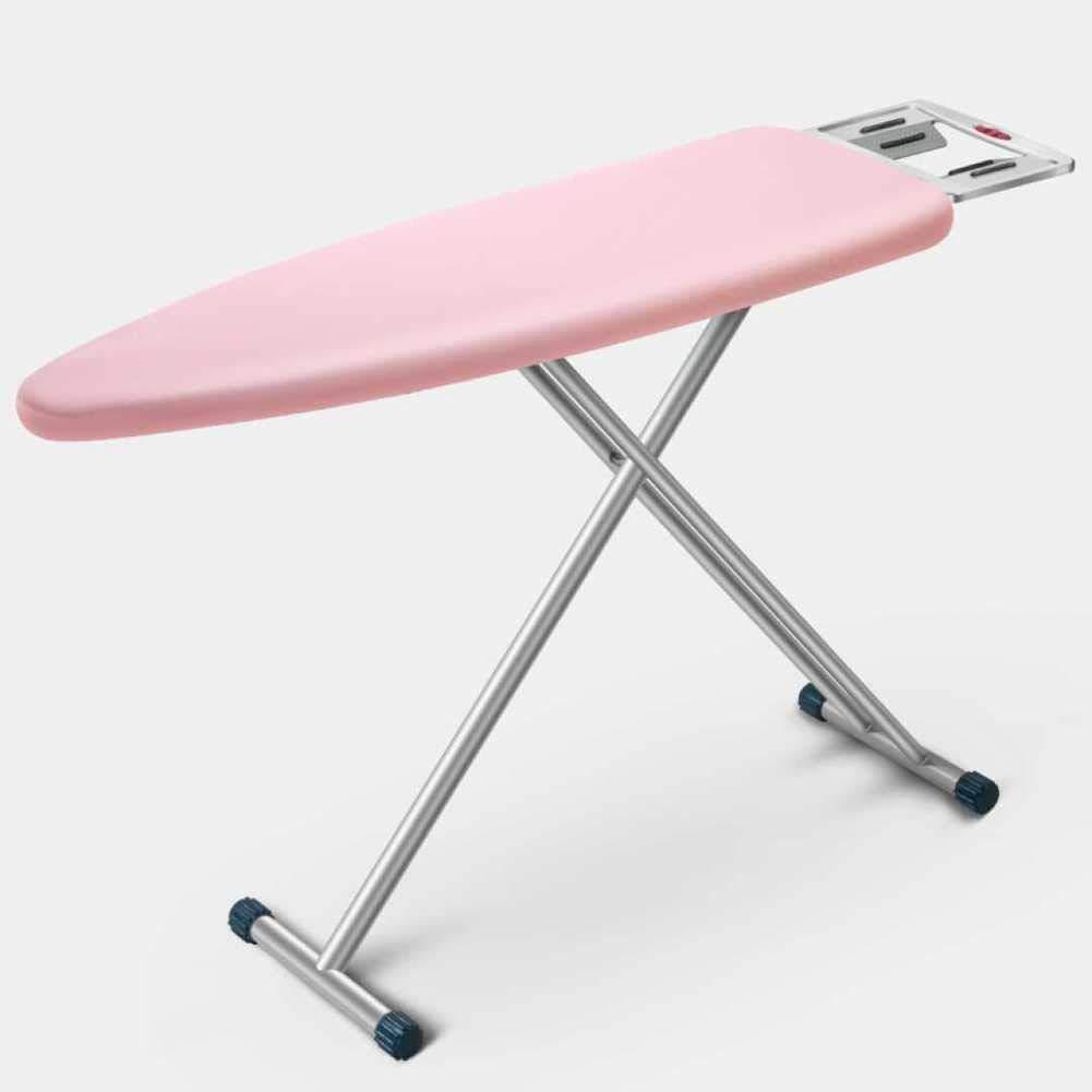 耐熱アイロン, 家の純色安定して強い t 脚プロ高さ調節可能折りたたみ式アイロン-A 110x33cm(43x13inch) B07HRY4GNQ A 110x33cm(43x13inch)
