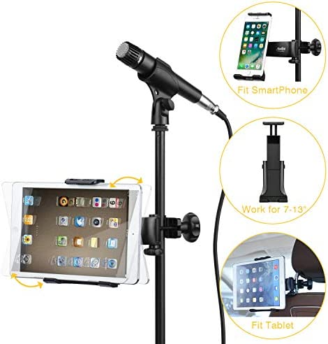 Moukey Mmsph 1 Microphone Headrest Smartphones