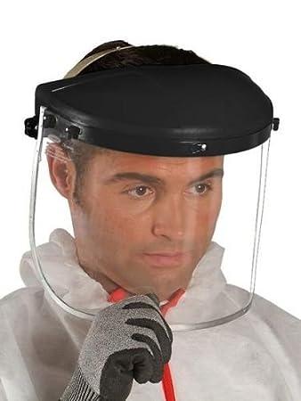 Gesichtsschutz mit Klappvisier Gesichtsschutzschirm