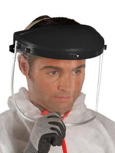 Gesichtsschutz mit Klappvisier