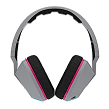 Skullcandy Crusher Over Ear, Gray/Cyan