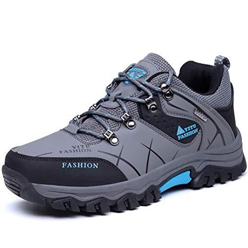 gray Automne Plein Mode Sneaker Gshe Randonnée 42 Shoes Athlétiques De Hiver Air Chaussures Des Hommes xW4FYwOPq